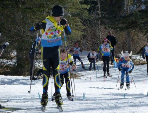 Alberta Youth Cross Country Ski Championships coming Feb 10-12/17