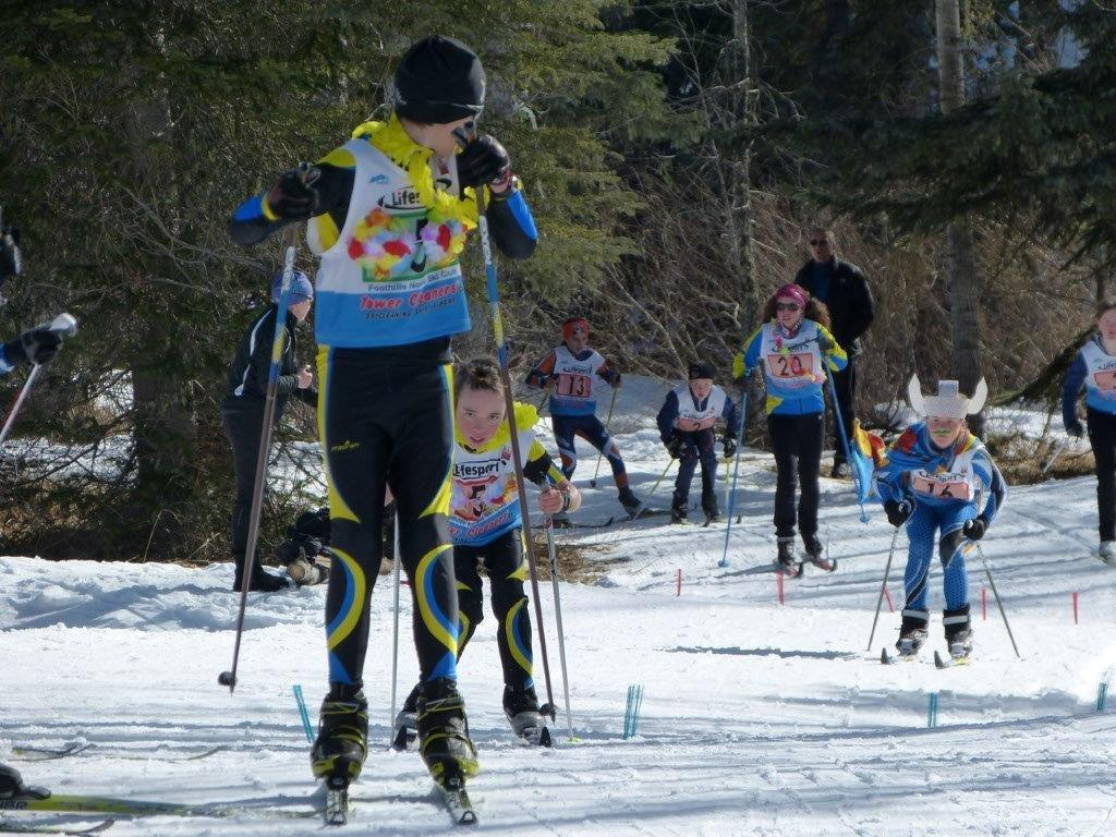 alexandria cross country ski meet 2015
