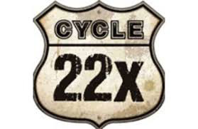 Cycle 22x logo
