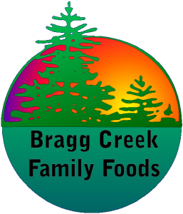 Bragg Creek Family Foods Logo